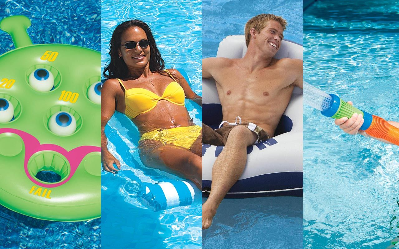 2013 Best Pool Toy and Accessory Award Winners
