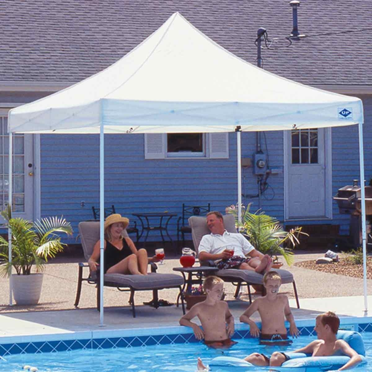 Get Outdoor Protection at a Great Price with Canopies, Sheds, and Tents