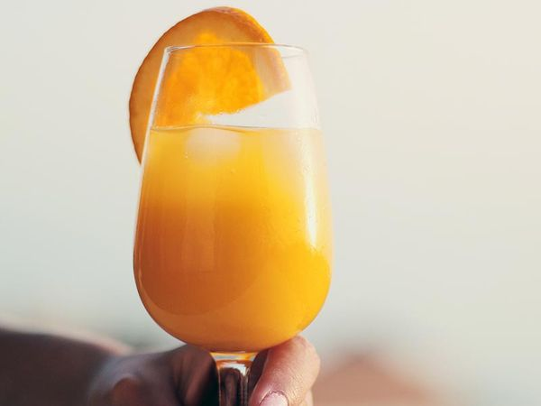 """Thirsty Thursday"" - Orange Dream Mimosas"