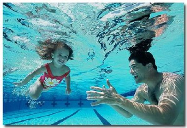 Tips for Your Child's First Pool Experience