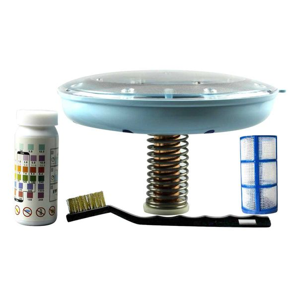 Toysplash's Solar Pool Ionizer